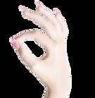 Nail repair gel