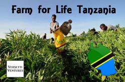 farm for life Tanzania