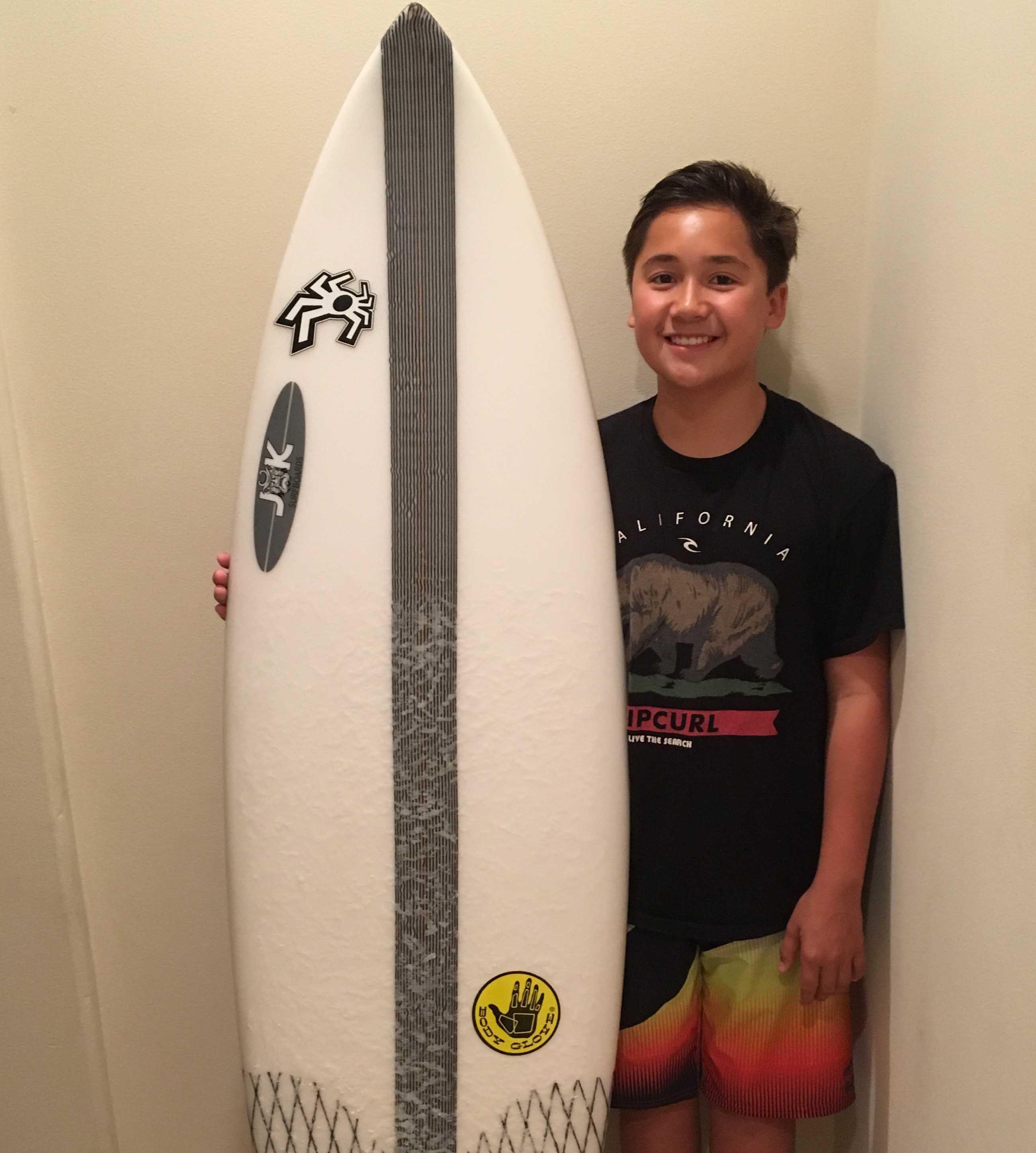 Grom Board jacob