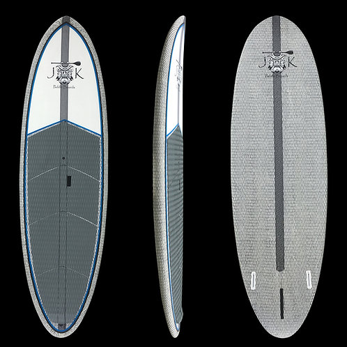 """9'5"""" Big Boy Surf Stand Up Paddleboard Surfboard Vector Net Carbon in Production"""
