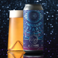 Alewife's Thousand Stars: Pilsner