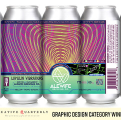 Alewife Brewing Co: Lupulin Vibrations ft. Mosaic Hops