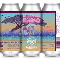 Alewife Brewing Co: Electric Rhino