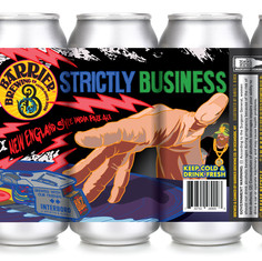 Barrier Brewing Co & Interboro: Strictly Business
