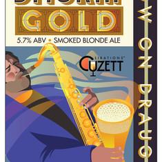 Cuzett Libations: Smokin' Gold