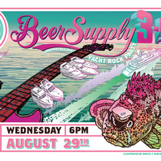4th Ave Present's Ballast Point: Beer Supply 3, Yacht Rock Party