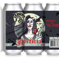 Barrier Brewing Co: Morticia