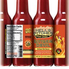 Hell's Kitchen: Ginger Devil