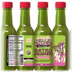 Hell's Kitchen's Retro Jalapeno