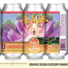 """Alewife's Zea Mays"""" Mexican  Style Lager"""