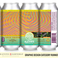 Alewife Brewing Co: Lupulin Vibrations ft. Tahoma Hops