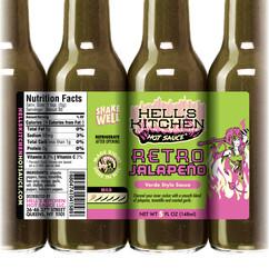Hell's Kitchen: Retro Jalapeno