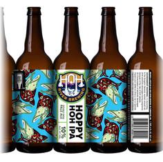 Hoh River Brewing: Hoppy Hoh IPA