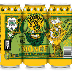 Barrier Brewing Co: Money IPA