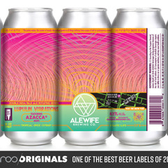 Alewife Brewing Co: Lupulin Vibrations ft. Azacca Hops