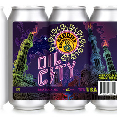 Barrier Brewing Co: Oil City