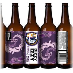 Hoh River Brewing: Dizzy Izzy