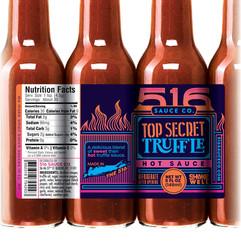 516 Sauce Co: Top Secret Truffle