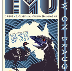 Cuzett Libations: Revenge of the Emu