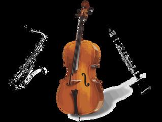 Sax, cello en klarinet spelers gezocht