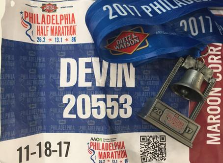 Race Review - Philadelphia Half Marathon