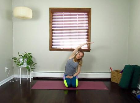 Quick Upper Body Stretch