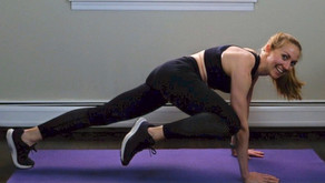 15 Minutes: Strengthen & Stretch Your Body