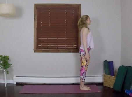 Sun Salutations, the Total Body Yoga Warm Up