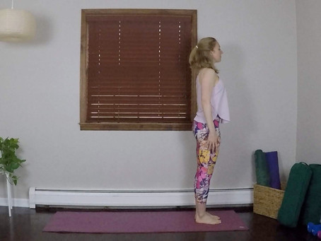 Sun Salutations, the Total Body Yoga Warm Up