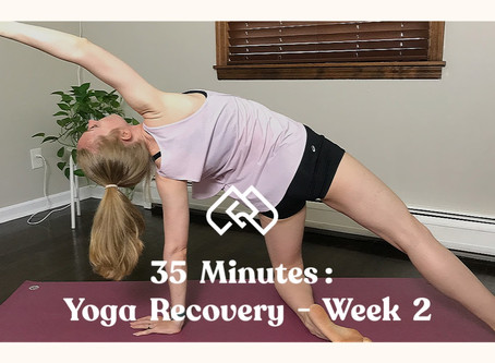 New Week, New Yoga Sequence