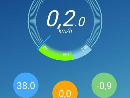 Gerenciamento de bateria por Bluetooth