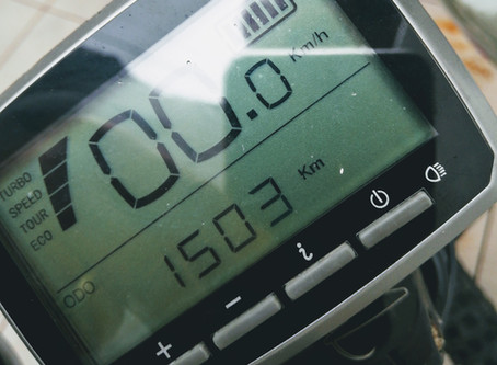 Rodei 1500km de ebike iPedal