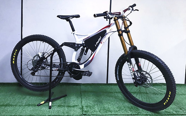 Gios stage 1  Motor: bafang bbs02 500w Bateria: 640wh 36v 40cell (grandes)