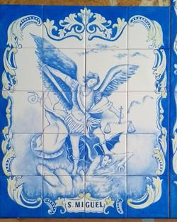 sao miguel azul