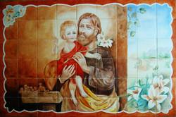 José e o Menino Jesus