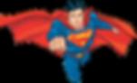 Superman na Loja Peças Transmissões Automáticas Solupeças