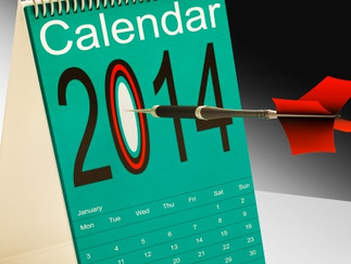 Tips for Keeping Your New Years Resolutions: The Business Edition