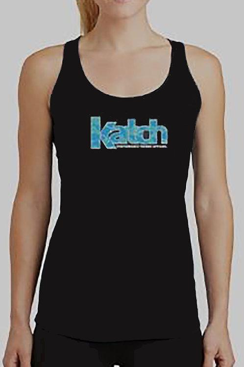 Katch Series Black Tank Top