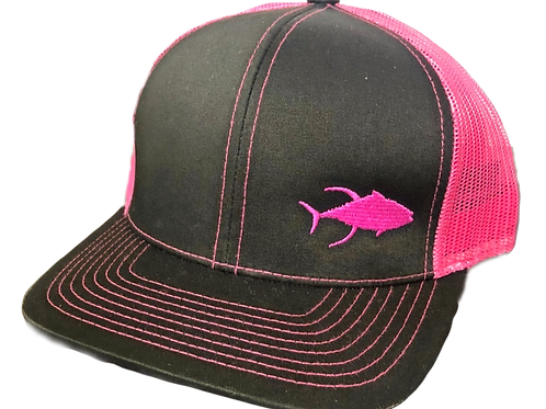 Tuna Series Black and Pink