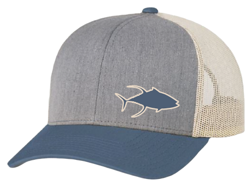 Tuna Series Grey and Blue