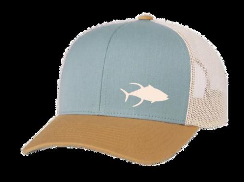 Tuna Series Blue White and Beige