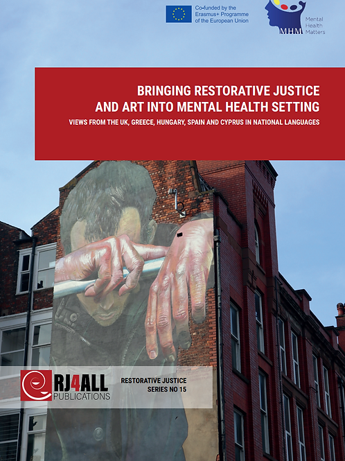 Bringing restorative justice and art into mental health settings Views from the