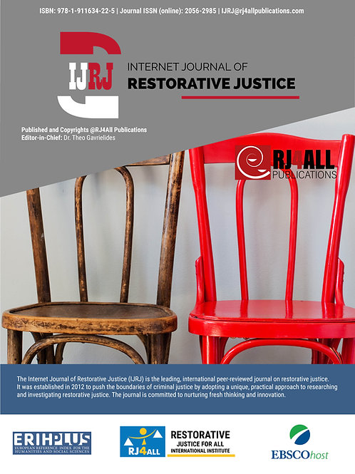 TRADITIONAL CRIMINAL JUSTICE vs RESTORATIVE JUSTICE