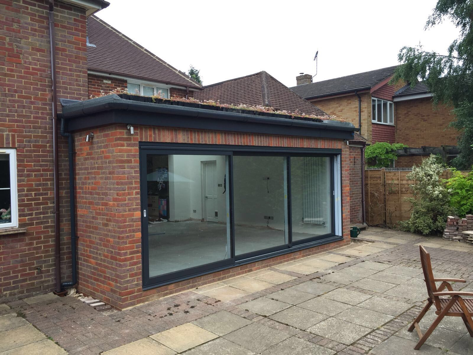 Extension with Bifolds