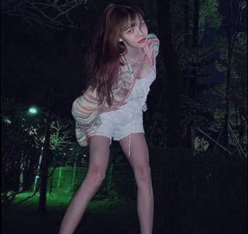 #극세사 몸매' #AOA 지민돋보이는 젓가락 #각선미