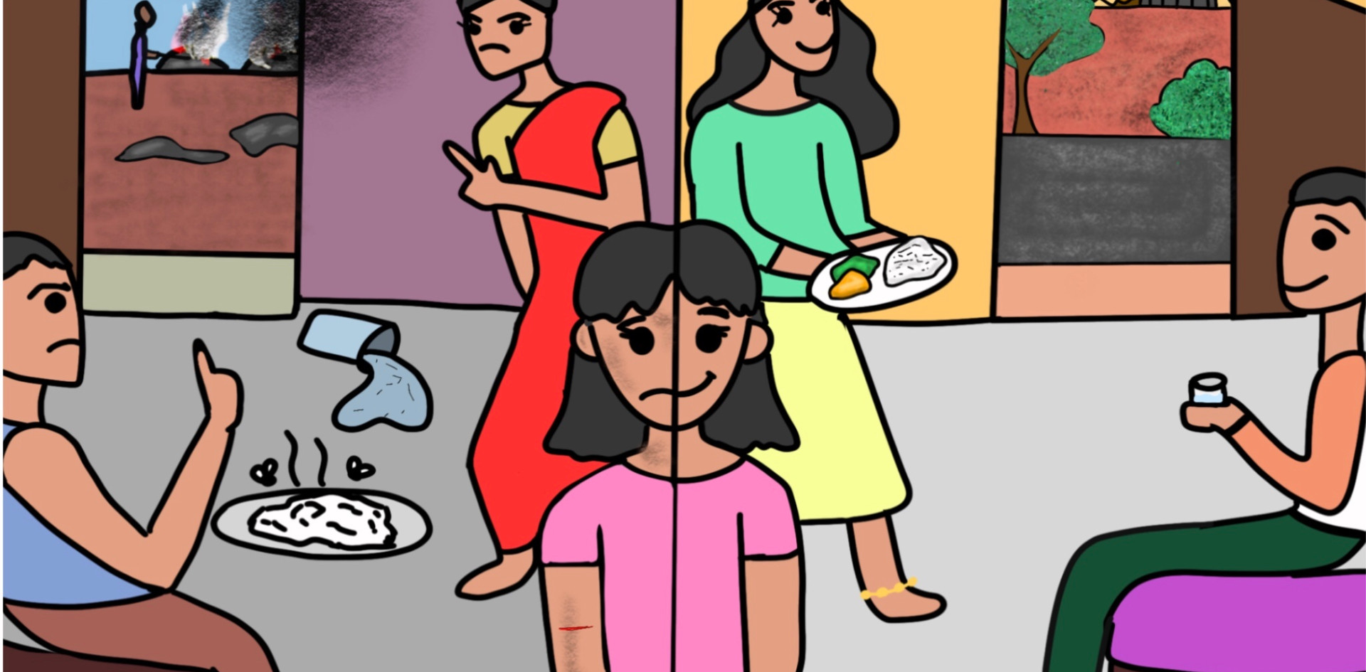 Regulation of Nutrition on Children's Development - © Senthilkumar Rajagopal