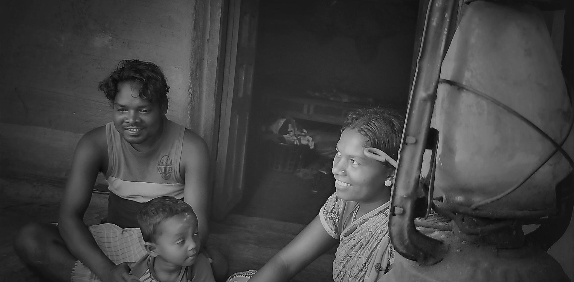 Early Childhood Development- Nurturing Child During Lock down - ©Prabhas Kumar Sahoo