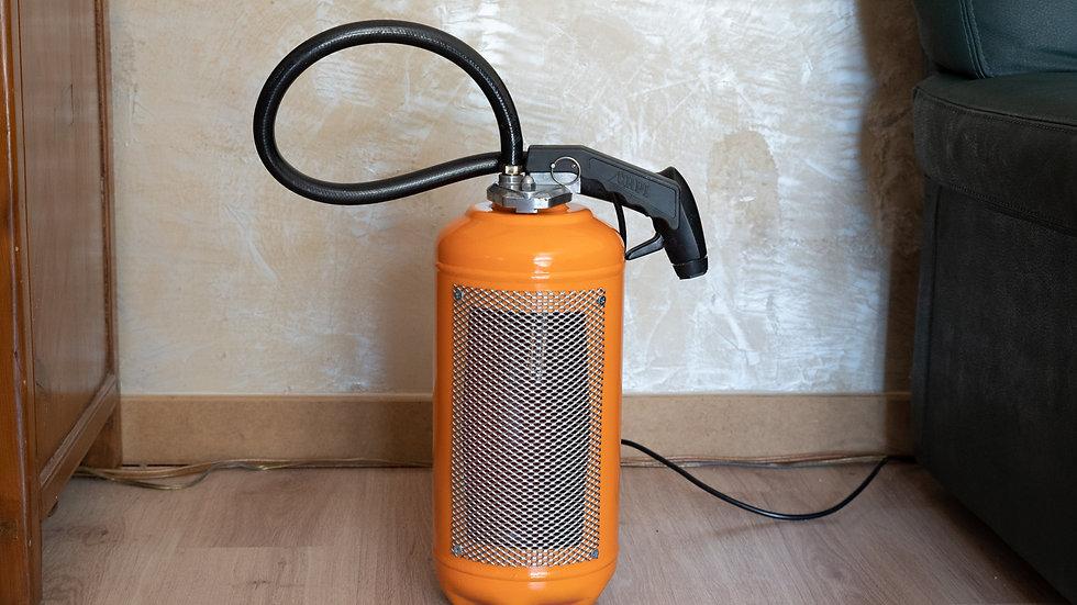 Extincteur orange
