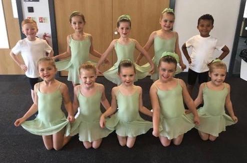 Baby Team - Little Miss & Mr Ballet