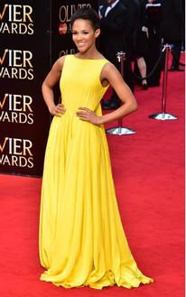 Lily - Olivier Awards Red Carpet